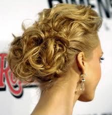Peinados para vestidos con cuello alto